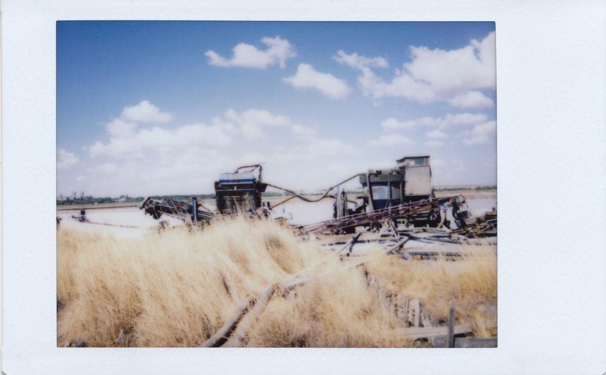 Maschinen zur Salzgewinnung